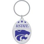 Kansas State Key Ring
