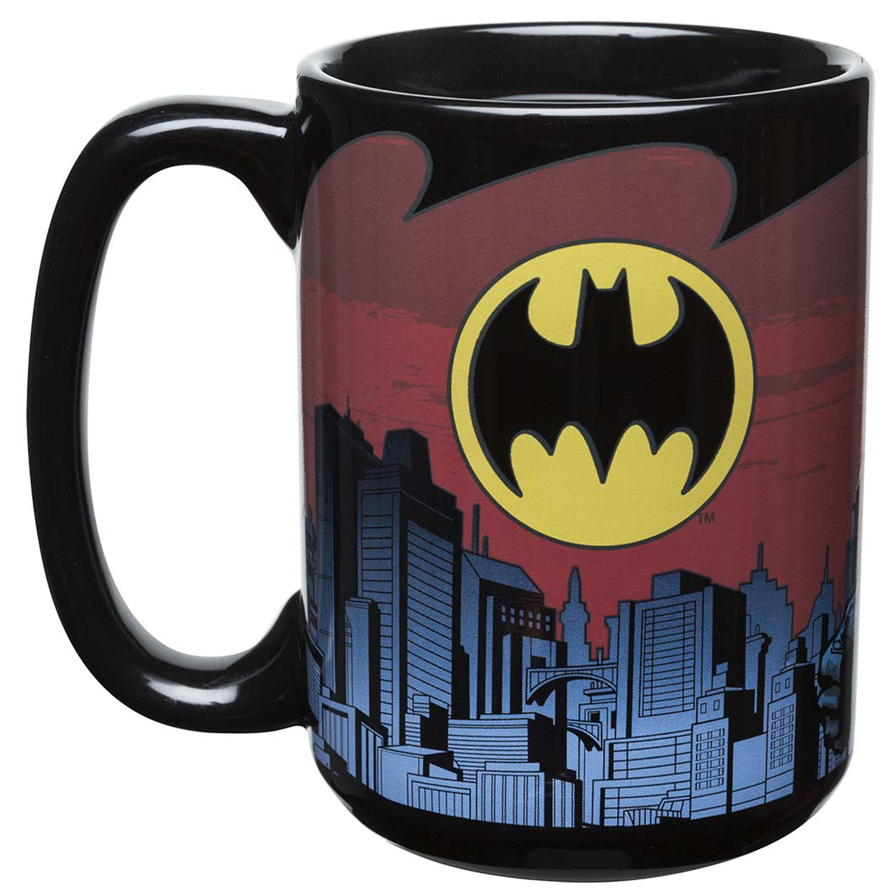 DC Comics 15 oz. Coffee Mug, Batman slideshow image 5
