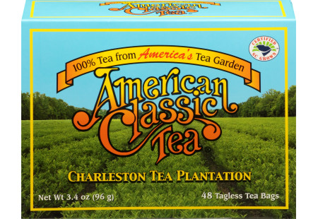 American Classic Tea 6 Pack - Case of 6 boxes- total of 288 teabags