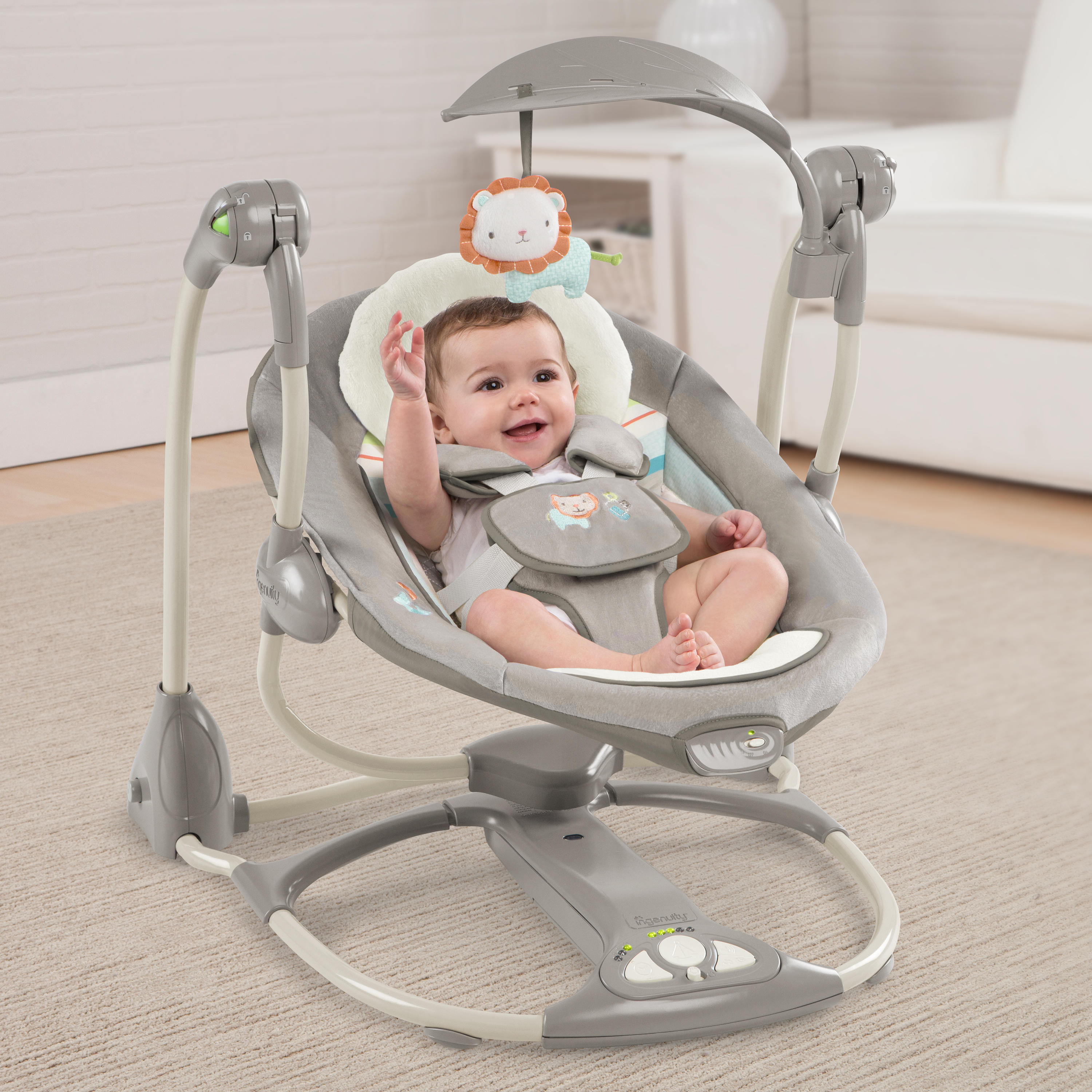 ConvertMe Swing-2-Seat™ Portable Swing - Candler™