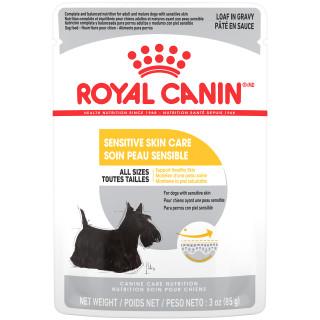 Sensitive Skin Care Pouch Dog Food
