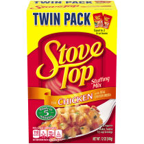 Stove Top Chicken Stuffing Mix 6 oz Box