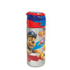 Paw patrol 19.5 ounce Stainless Steel Water Bottle with Straw, Chase, Skye & Rubble slideshow image 10