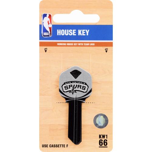 NBA San Antonio Spurs Key Blank