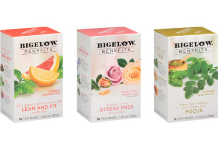 Bigelow Benefits 3 Pack Sampler