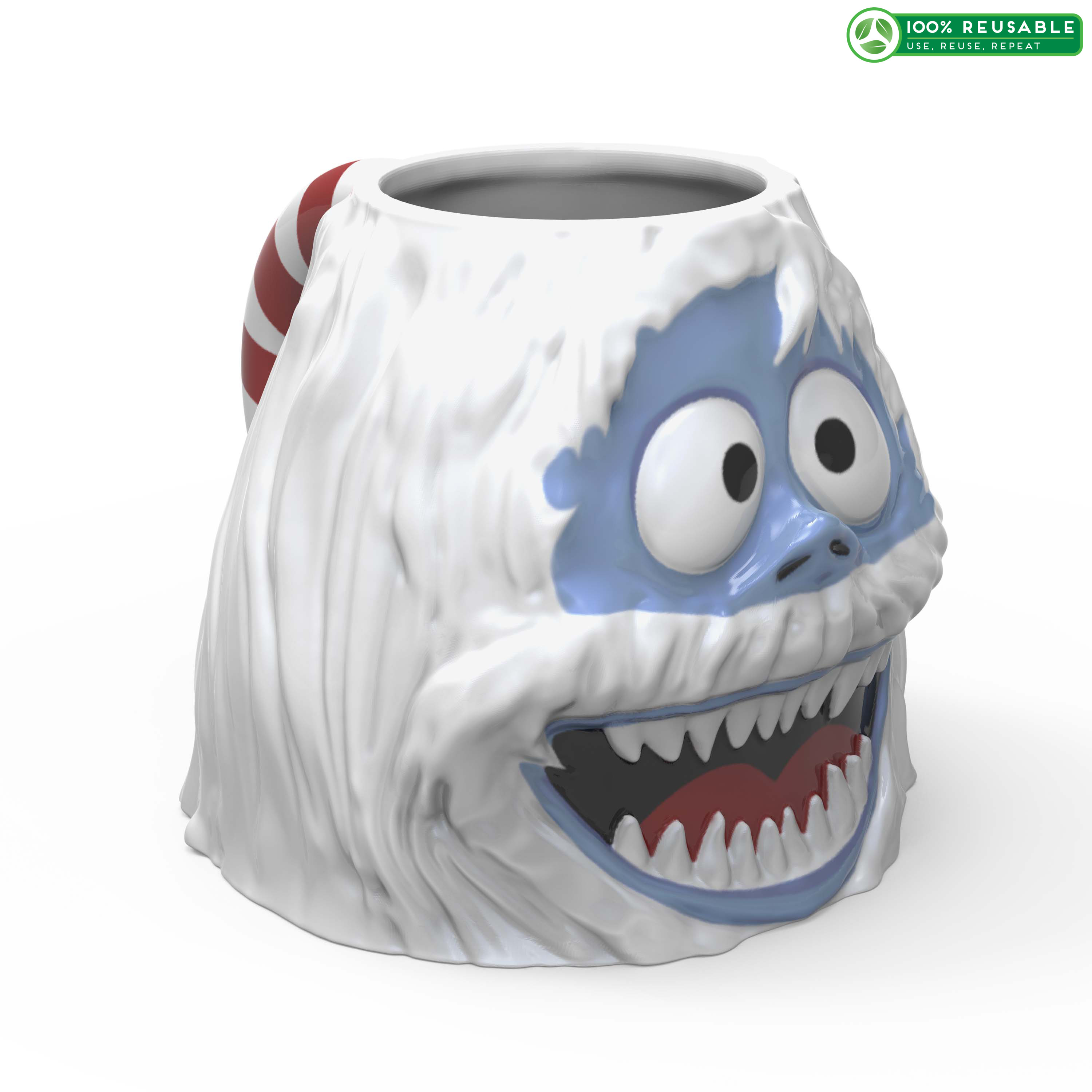 Collectible Christmas Mugs Bumbles The Abominable Snowman