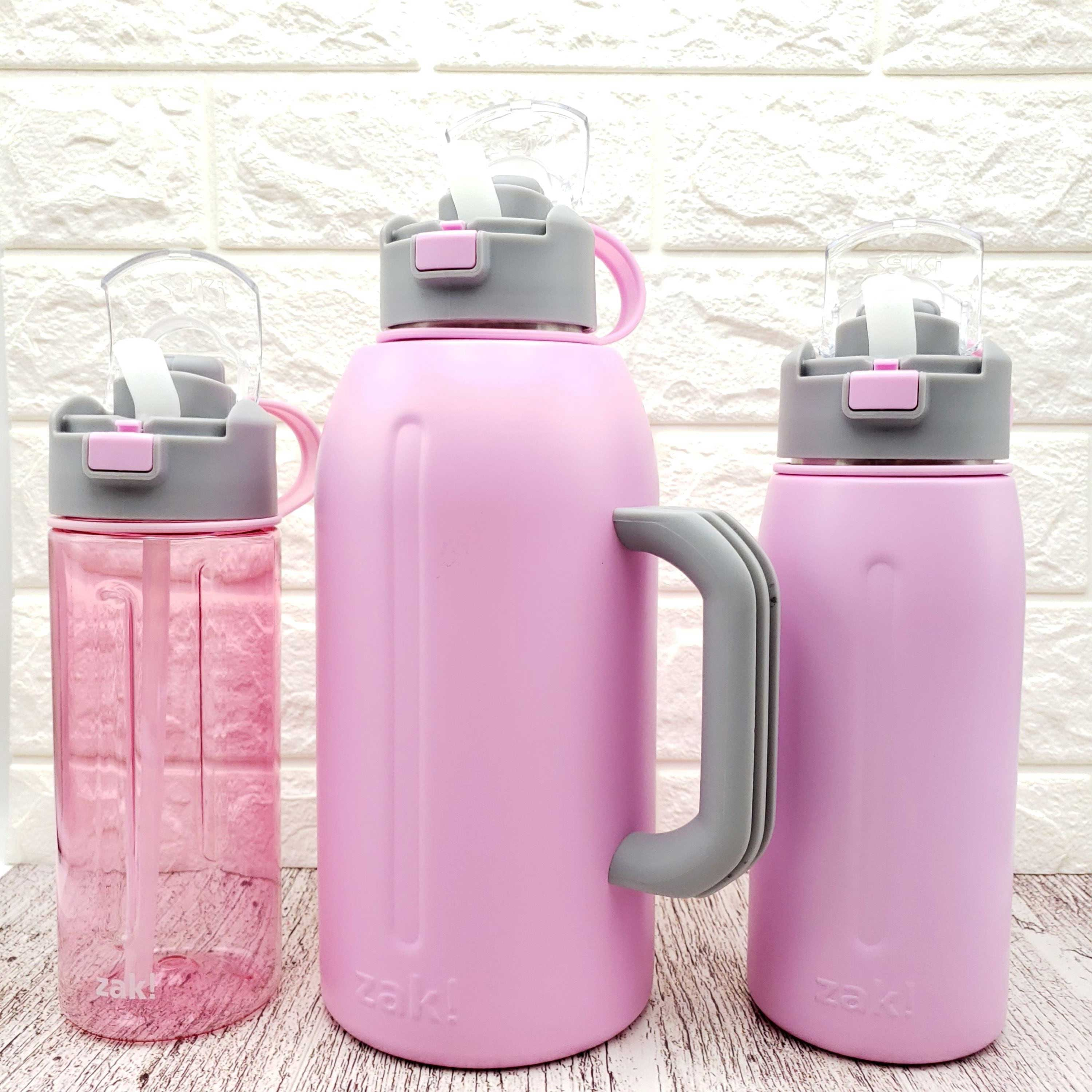 Genesis 24 ounce Water Bottle, Lilac slideshow image 8