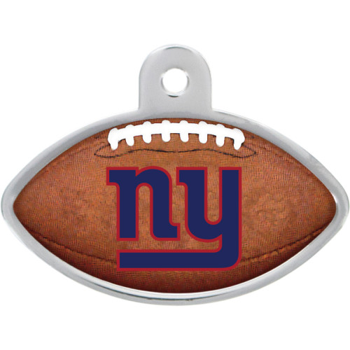 New York Giants Large Football Quick-Tag 5 Pack