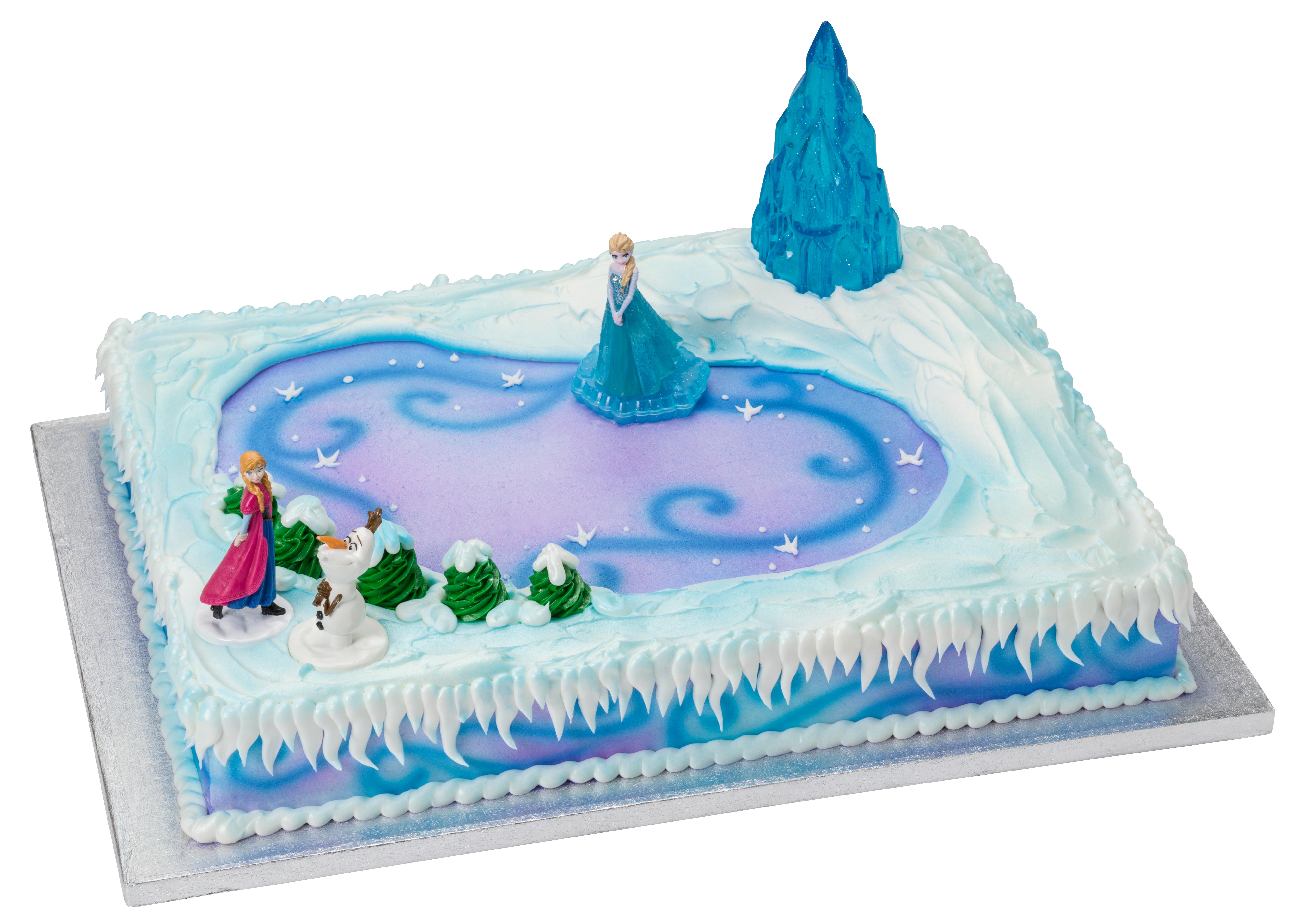 Disney Frozen Winter Magic Signature Decoset 174 Decopac