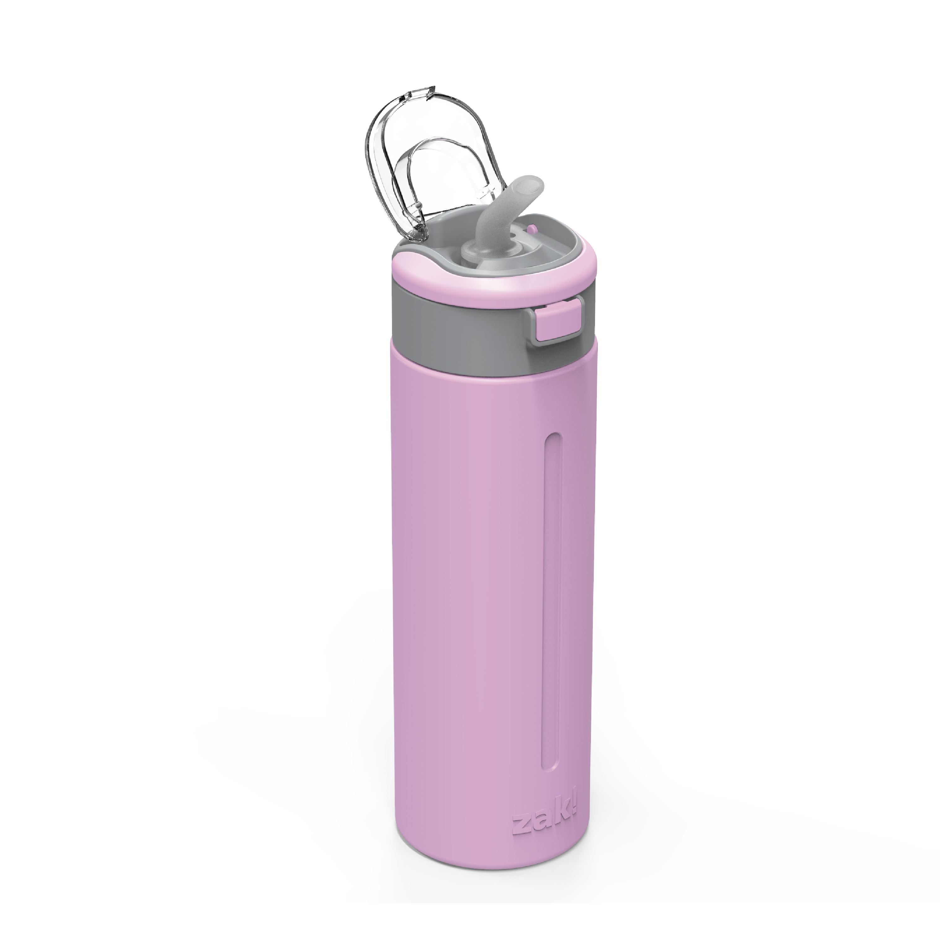 Genesis Vaccum Insulated Stainless Steel Water Bottle, Lilac slideshow image 4