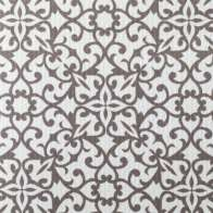 Swatch for Smooth Top® EasyLiner® Brand Shelf Liner - Grey Mauve Tile, 12 in. x 10 ft.