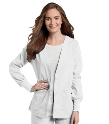 7535 Landau Cardigan Warm-Up-Landau