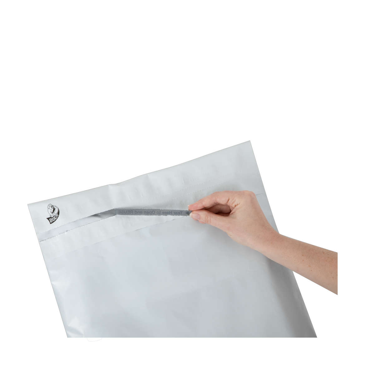 Duck® Brand Reusable 2-Way Flexible Mailers