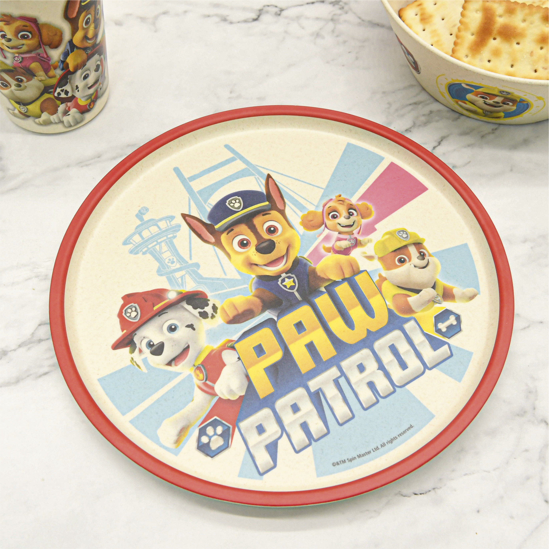 Paw Patrol Kids 3-piece Dinnerware Set, Chase, Marshall & Friends, 3-piece set slideshow image 7