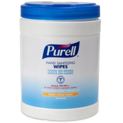 PURELL® Hand Sanitizing Wipes
