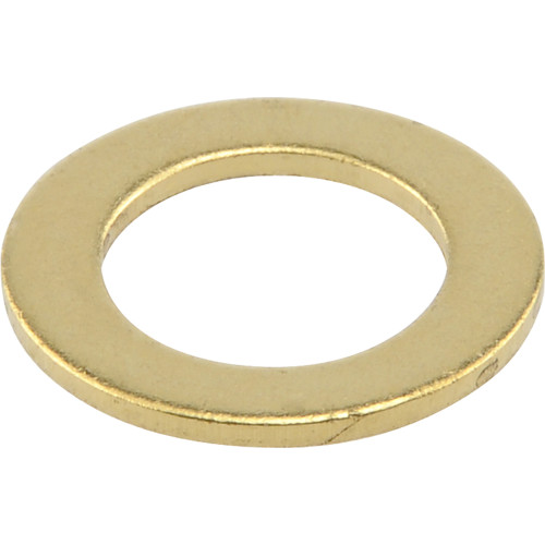 Brass-Plated Washer (1/8 IPS x 5/8