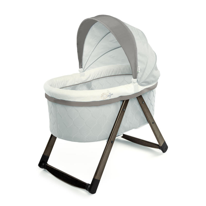 FoldAway Rocking Wood Bassinet™ - Carrington