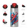Marvel Comics 27 ounce Water Bottle, Spider-Man slideshow image 3