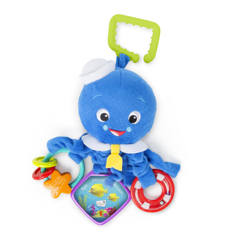 Activity Arms Octopus™ Activity Toy