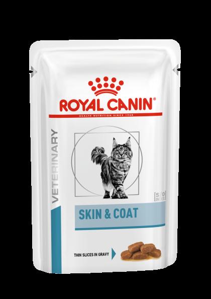 Feline Skin & Coat (in gravy)