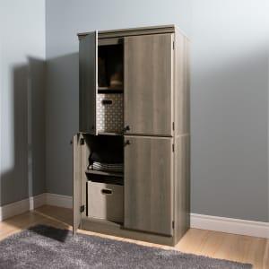 Morgan - 4-Door Storage Cabinet