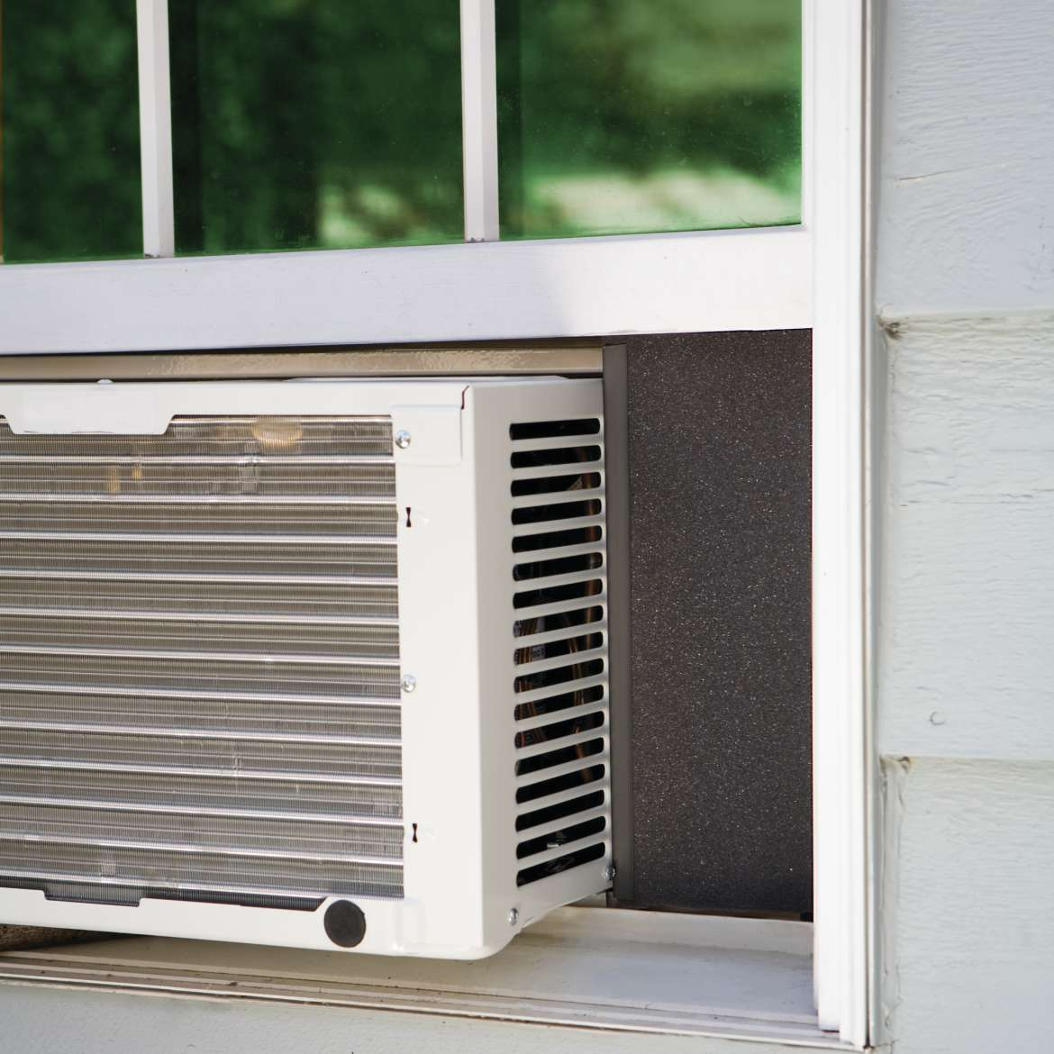 Window A/C Insulating Panels