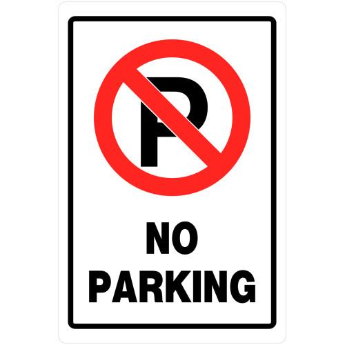No Parking Sign (18