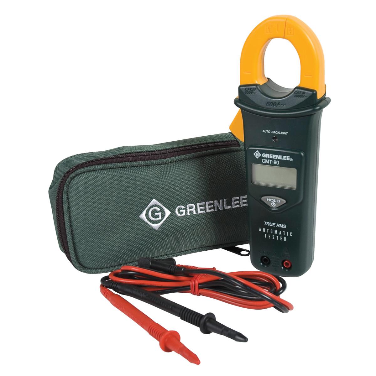 Greenlee CMT-90 1000V 600A ELECTRICAL TESTER