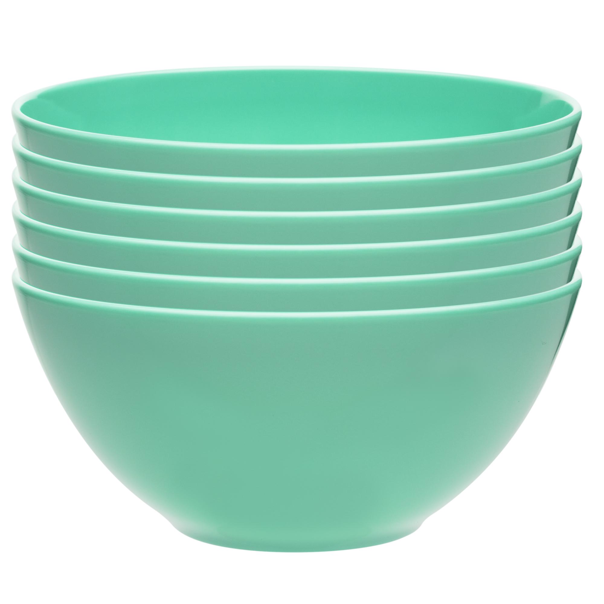 Ella 30 ounce Soup Bowl, Seaglass, 6-piece set slideshow image 1