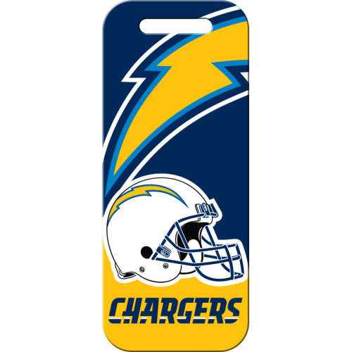 Los Angeles Chargers Large Luggage Quick-Tag 5 Pack
