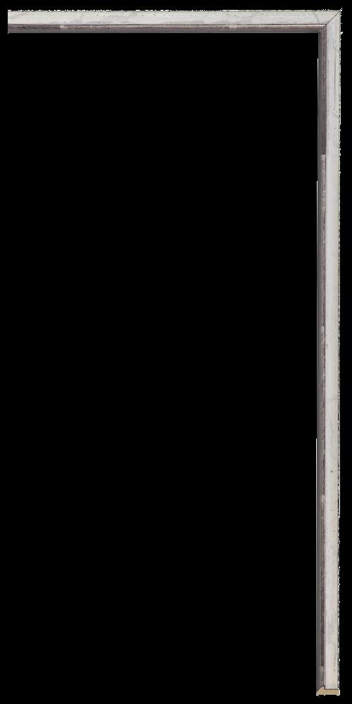 Luxor Fillet Silver 1/8