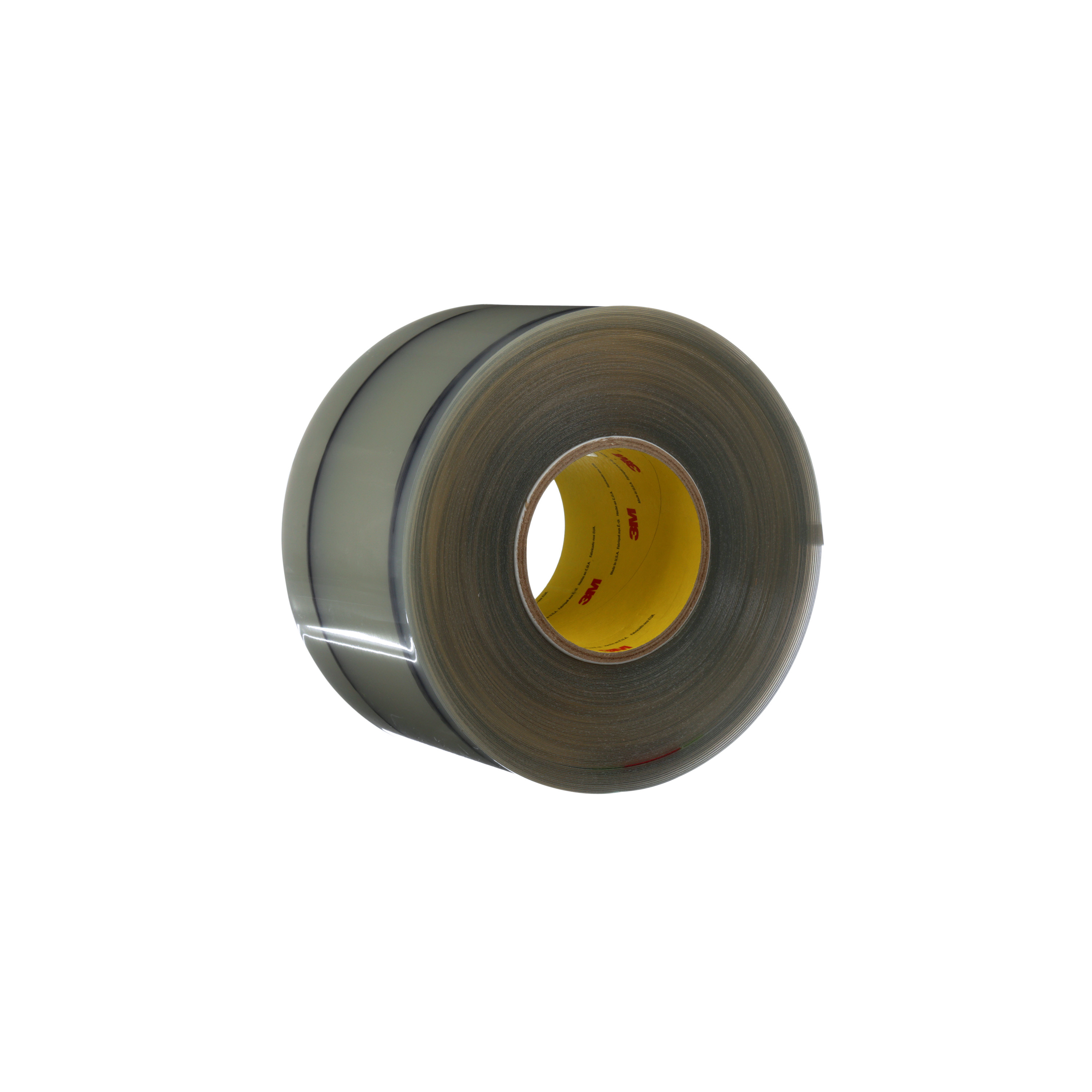 3M™ Polyurethane Protective Tape 8663DL Transparent Dual Liner, 12 in x 3 yd, 1 Roll/Case, Sample