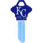 MLB Kansas City Royals Key Blank