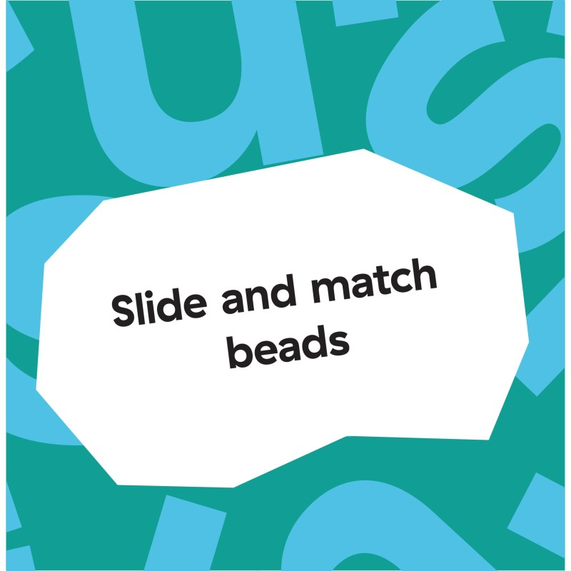 Color Mixer™ Wooden Bead Maze