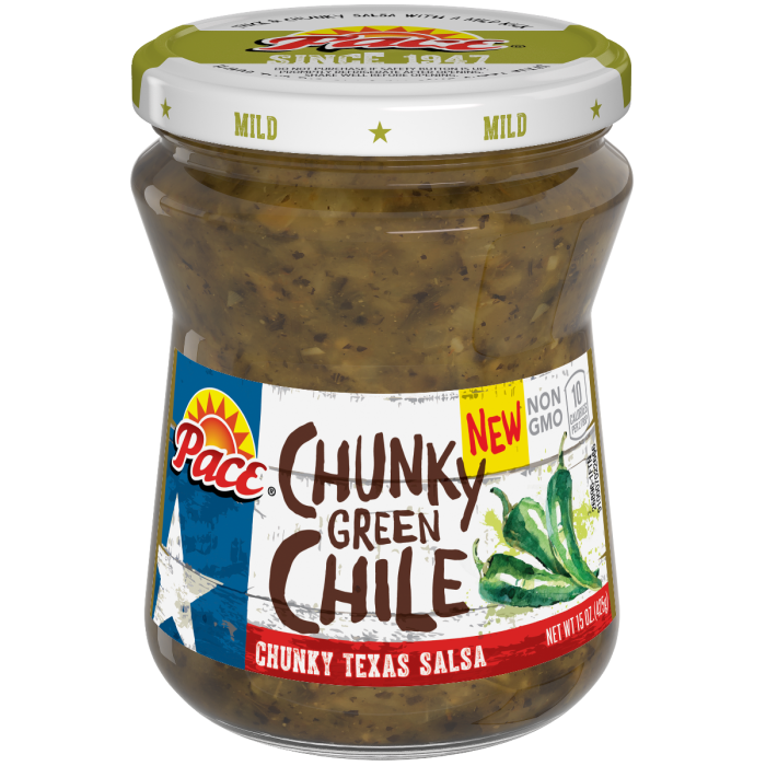 Chunky Green Chile Salsa