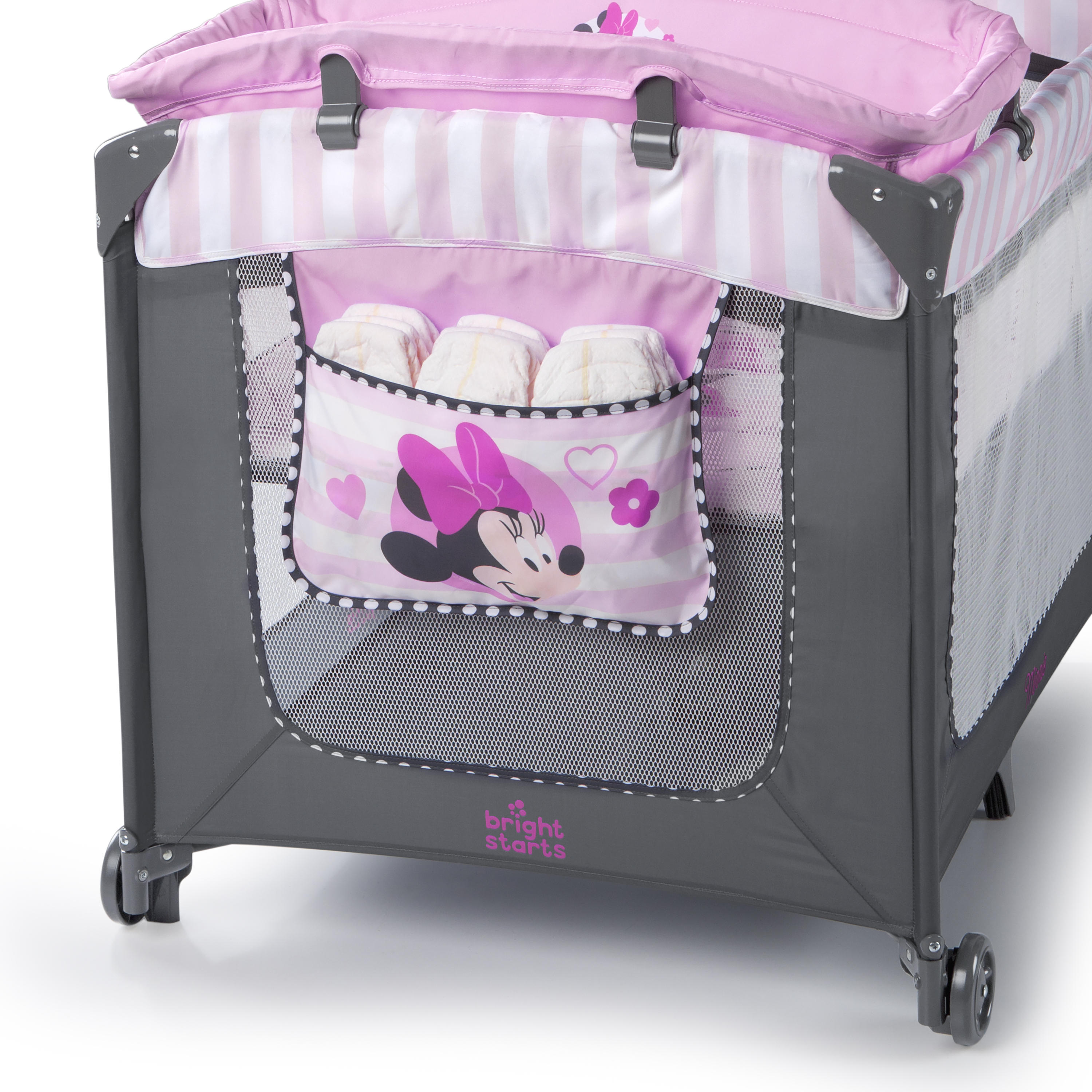 Minnie Mouse Blushing Bows Playard