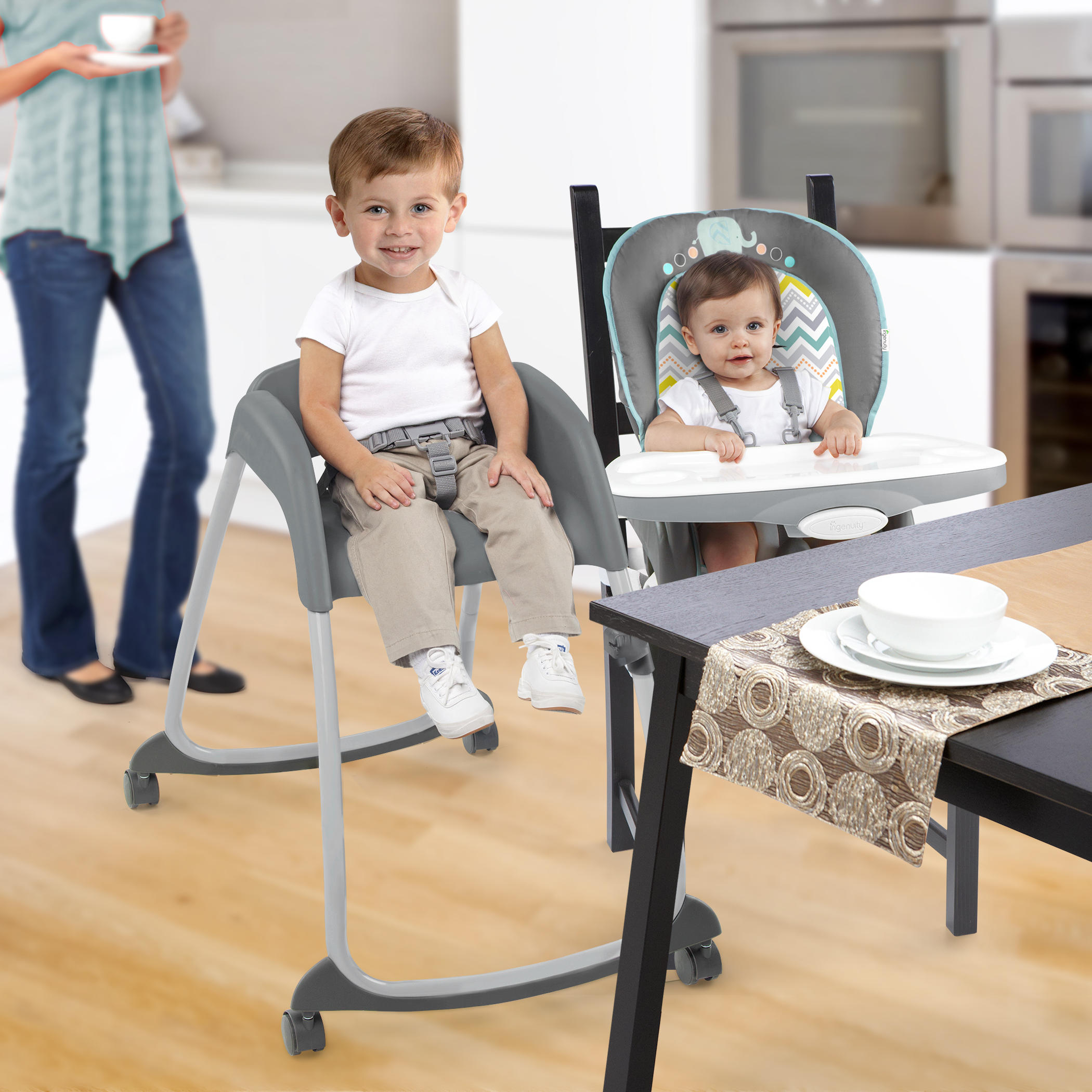 Trio 3-in-1 High Chair™ - Avondale