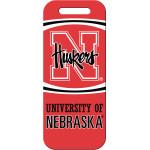 Nebraska Corn Huskers Large Luggage Quick-Tag