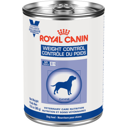 Royal Canin Veterinary Diet Canine Weight Control Canned Dog Food