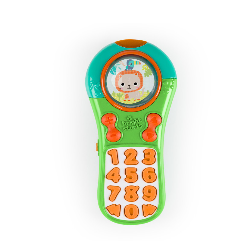 Click & Giggle Remote™ Toy