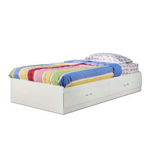 Logik - Mates Bed with 2 Drawers