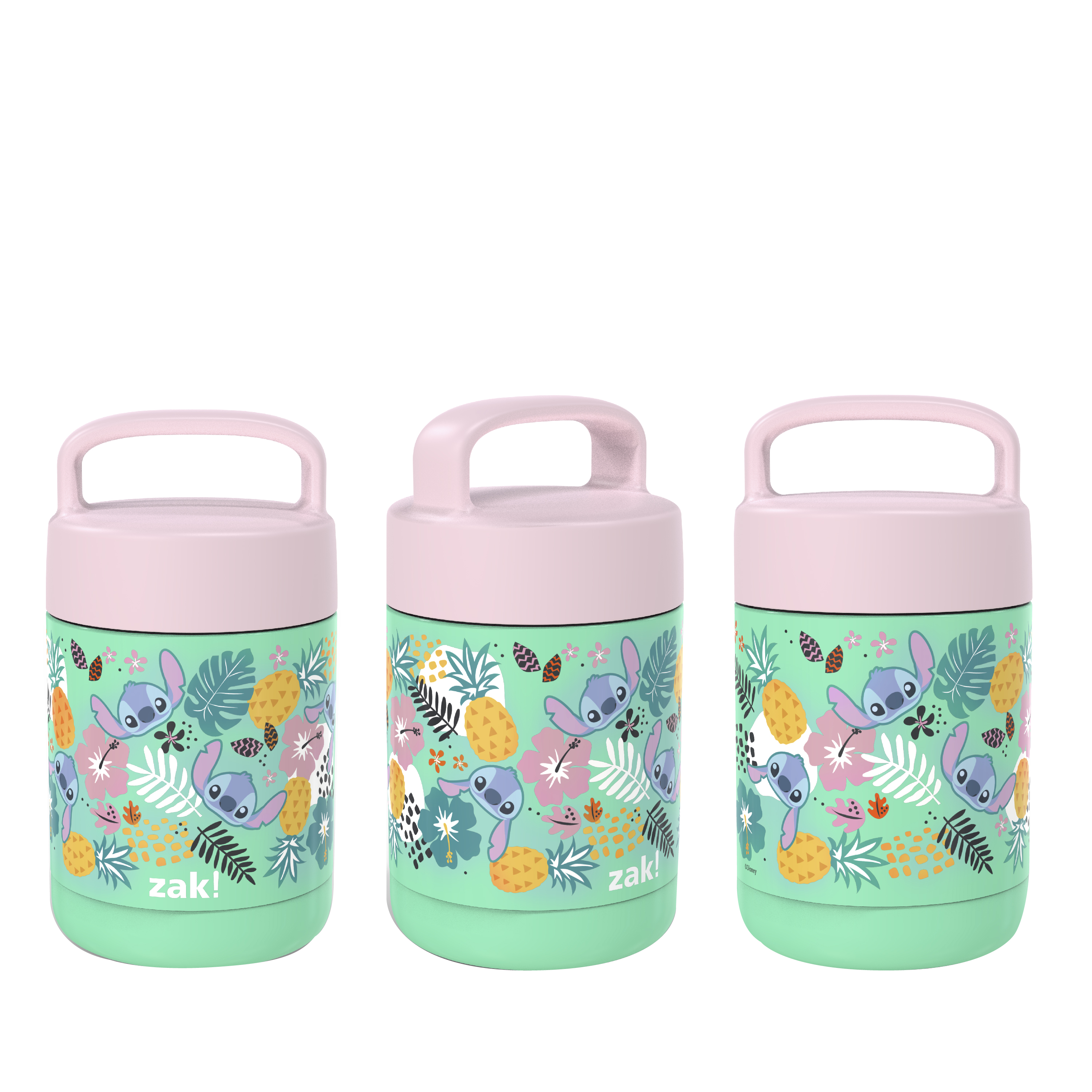 Disney Reusable Vacuum Insulated Stainless Steel Food Container, Lilo & Stitch slideshow image 5