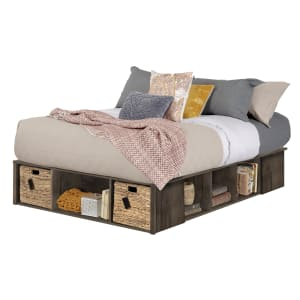 Avilla - Storage Bed with Baskets