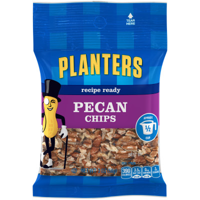 Planters Pecan Chips 2 oz Bag