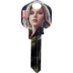 Black Widow Key Blank