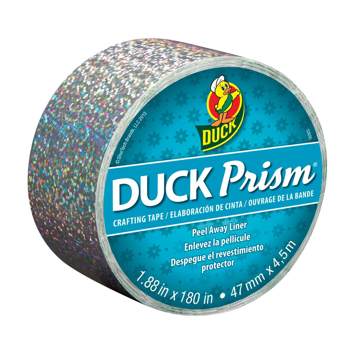 Duck Prism® Crafting Tape - Lots of Dots, 1.88 in. x 5 yd Image