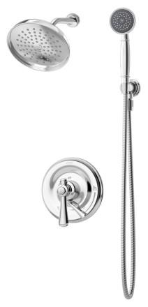 Degas Shower/Hand Shower Trim