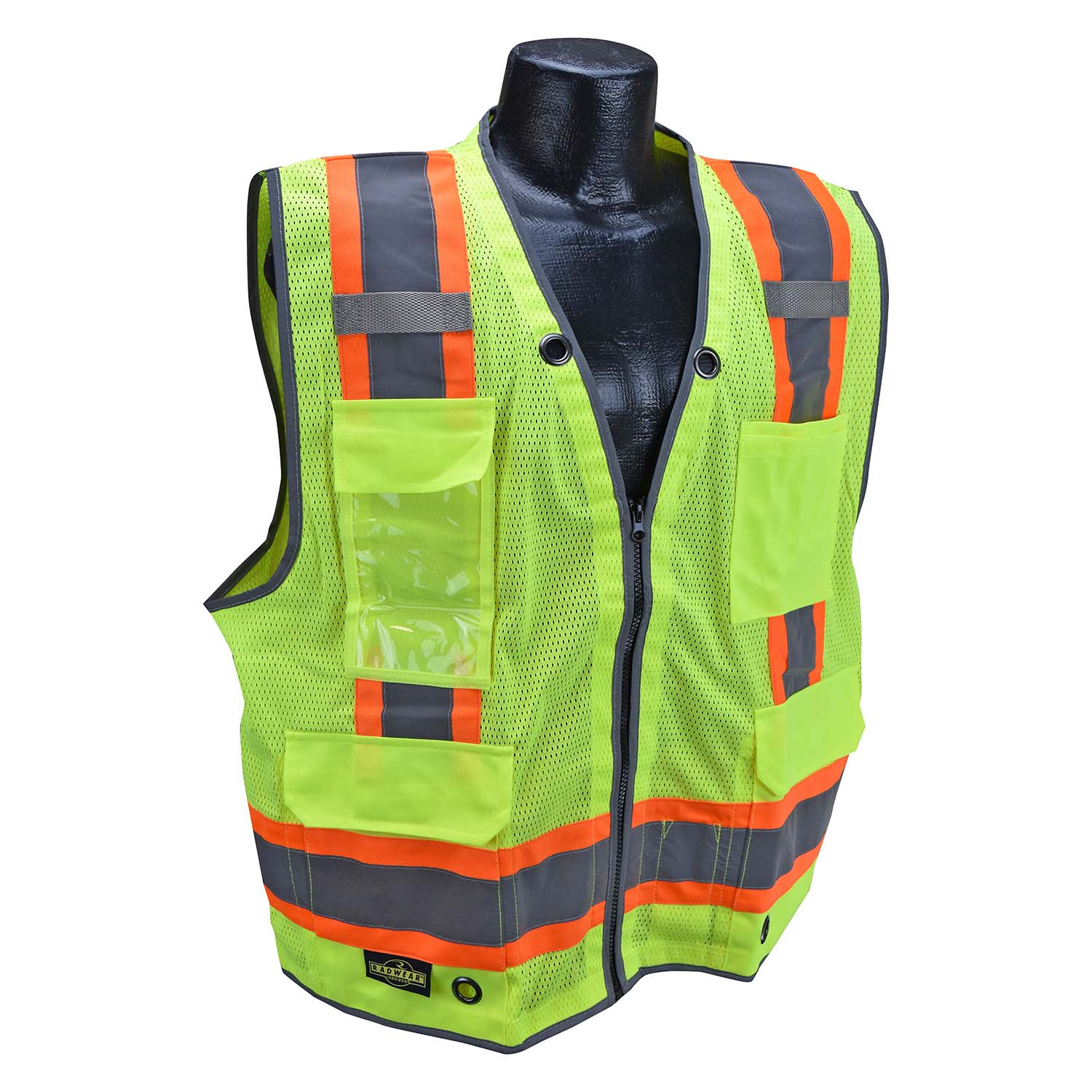 Radians SV6H Type R Class 2 Heavy Duty Two Tone Surveyor Vest