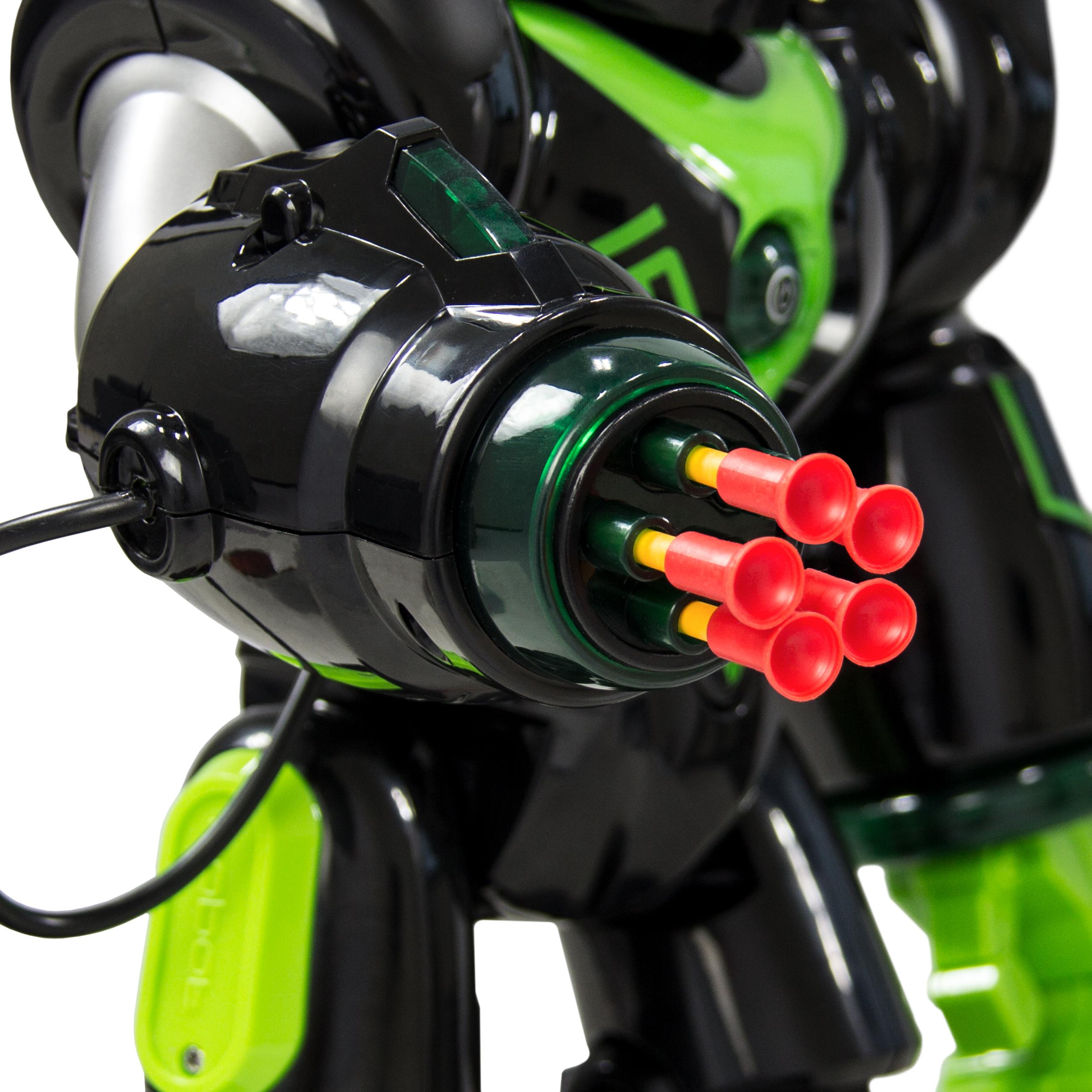 Colorado Shooting Light: Intelligent Remote Control RC Robot Talking Walking