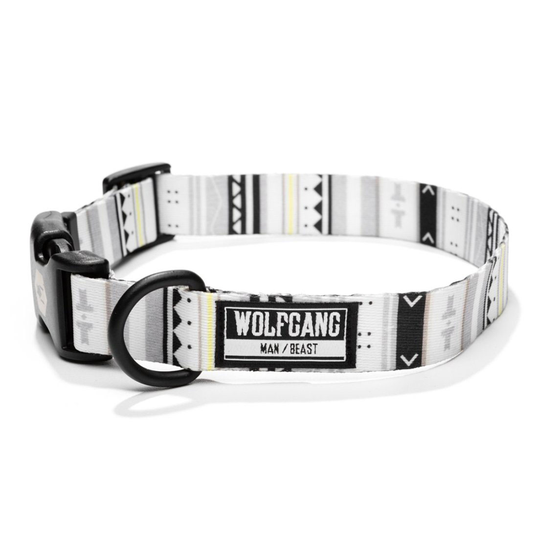 Wolfgang WhiteOwl Dog Collar